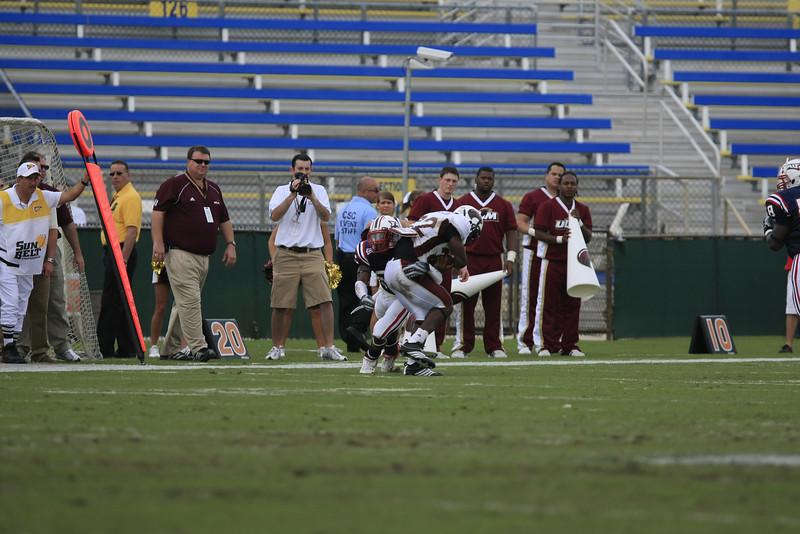 FAU Football vs University of Louisiana-Monroe 27Oct07 - (308)