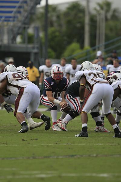 FAU Football vs University of Louisiana-Monroe 27Oct07 - (528)