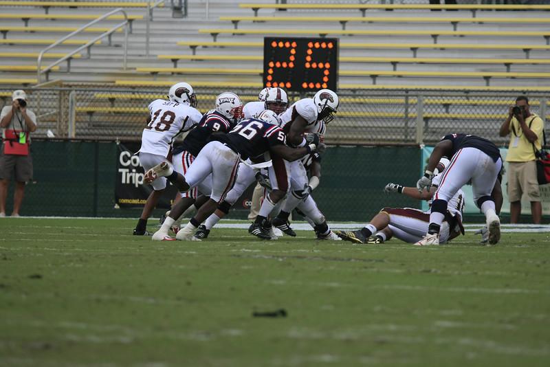 FAU Football vs University of Louisiana-Monroe 27Oct07 - (326)