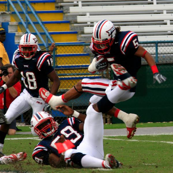 FAU Football vs University of Louisiana-Monroe 27Oct07 - (554)sq
