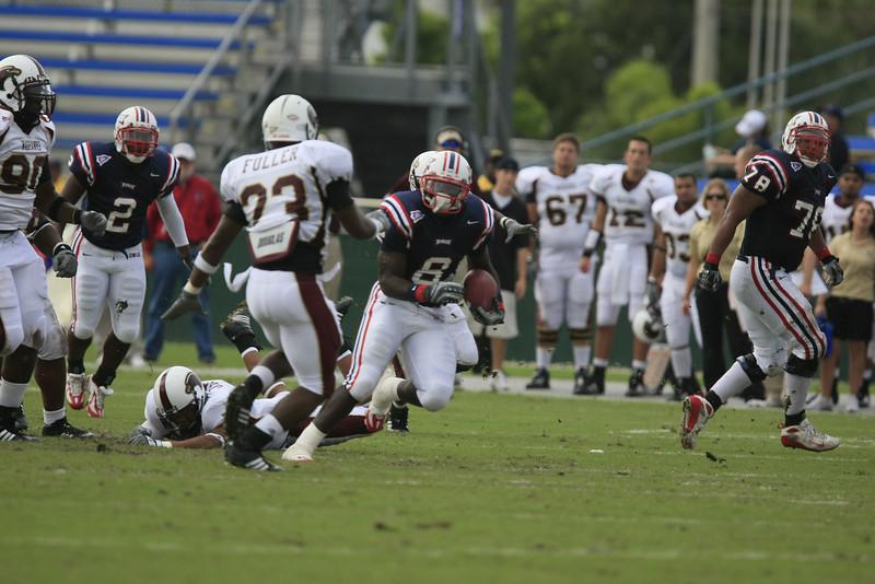 FAU Football vs University of Louisiana-Monroe 27Oct07 - (520)