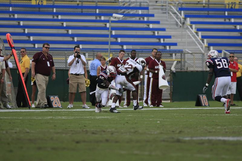 FAU Football vs University of Louisiana-Monroe 27Oct07 - (309)
