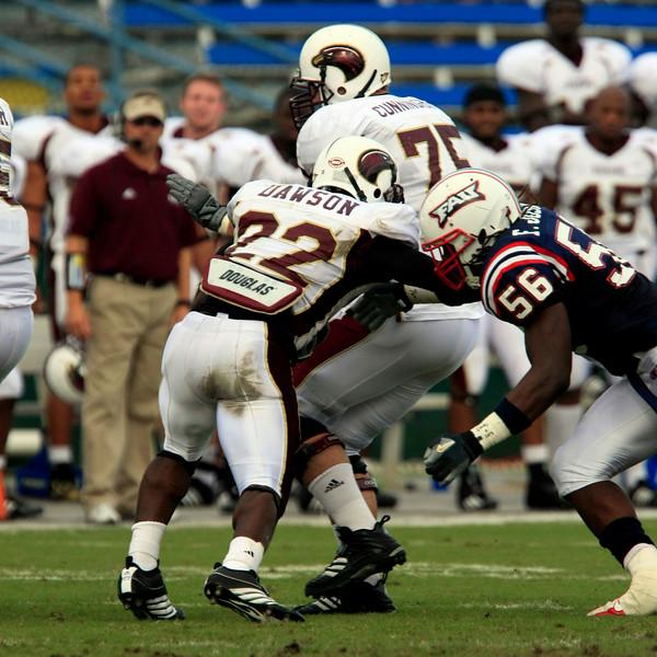 FAU Football vs University of Louisiana-Monroe 27Oct07 - (202)sq