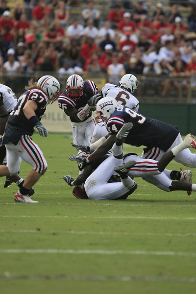 FAU Football vs University of Louisiana-Monroe 27Oct07 - (541)