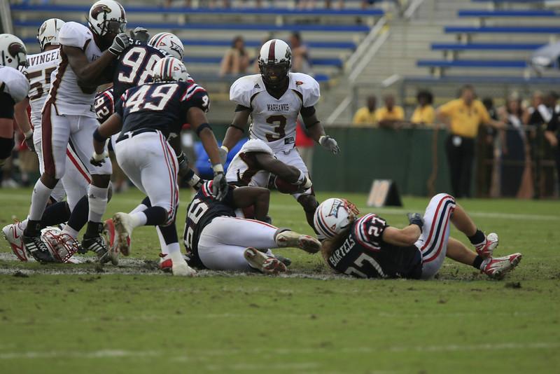 FAU Football vs University of Louisiana-Monroe 27Oct07 - (546)