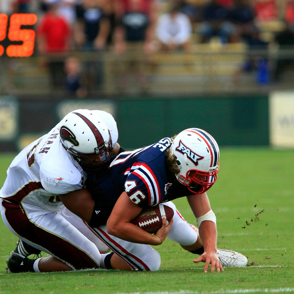 FAU Football vs University of Louisiana-Monroe 27Oct07 - (426)sq