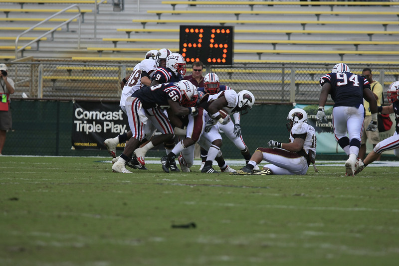 FAU Football vs University of Louisiana-Monroe 27Oct07 - (327)
