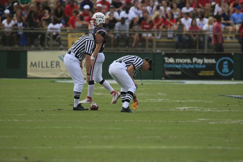 FAU Football vs University of Louisiana-Monroe 27Oct07 - (511)