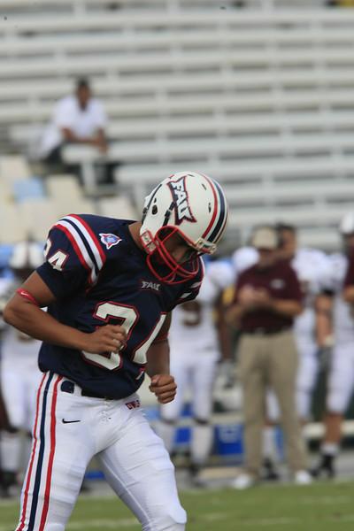 FAU Football vs University of Louisiana-Monroe 27Oct07 - (167)