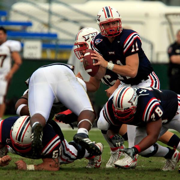 FAU Football vs University of Louisiana-Monroe 27Oct07 - (229)sq