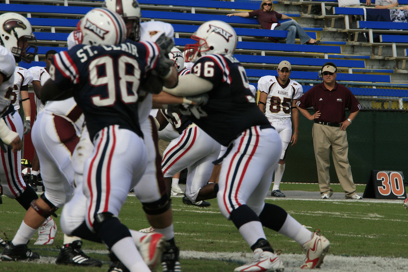 FAU Football vs University of Louisiana-Monroe 27Oct07 - (150)