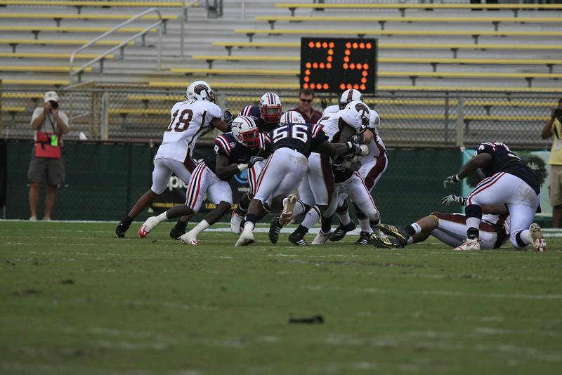 FAU Football vs University of Louisiana-Monroe 27Oct07 - (324)