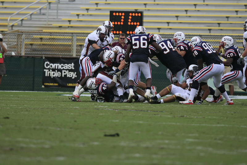 FAU Football vs University of Louisiana-Monroe 27Oct07 - (335)