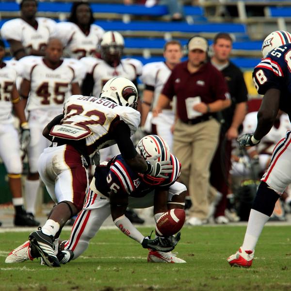 FAU Football vs University of Louisiana-Monroe 27Oct07 - (204)sq