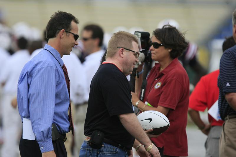 FAU Football vs University of Louisiana-Monroe 27Oct07 - (303)