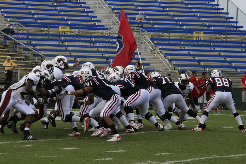 FAU Football vs University of Louisiana-Monroe 27Oct07 - (161)