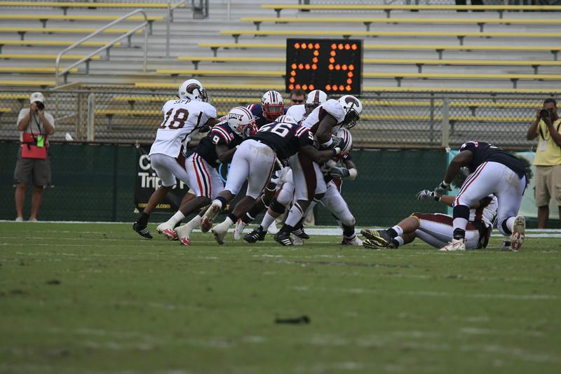 FAU Football vs University of Louisiana-Monroe 27Oct07 - (325)