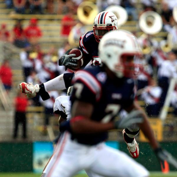 FAU Football vs University of Louisiana-Monroe 27Oct07 - (394)sq