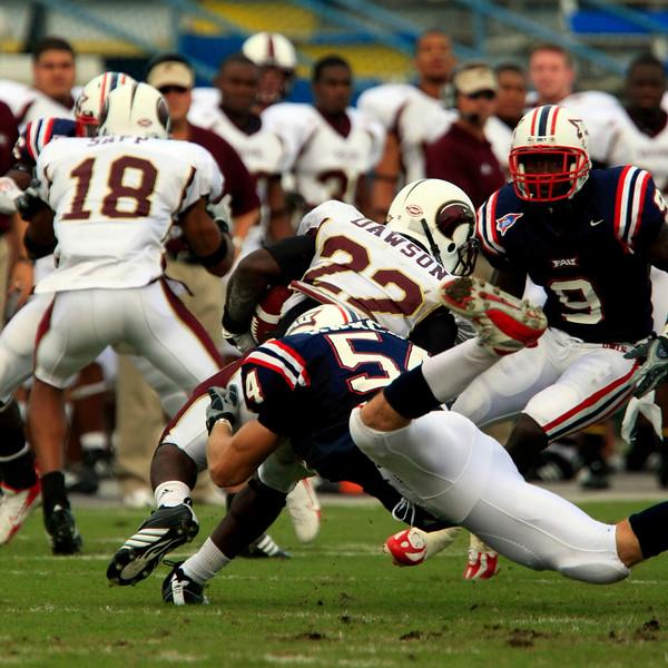 FAU Football vs University of Louisiana-Monroe 27Oct07 - (201)sq