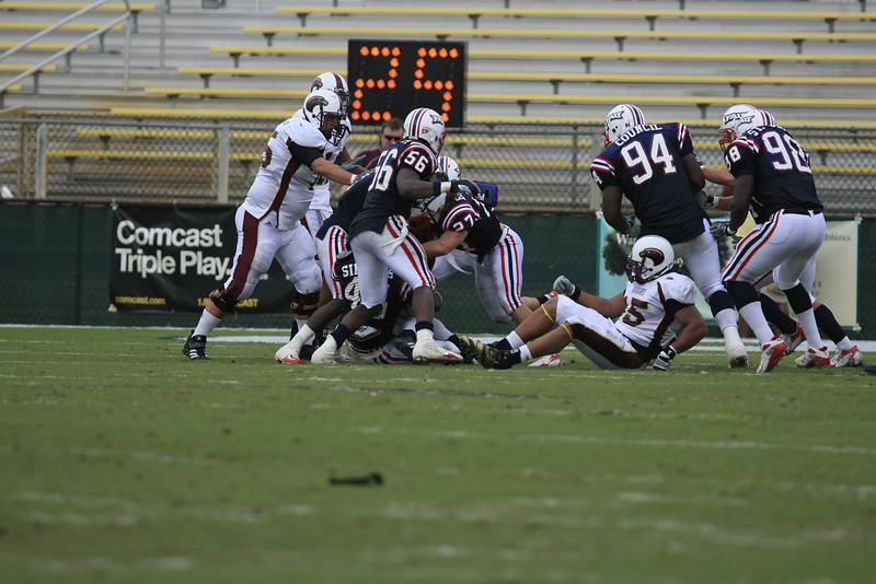 FAU Football vs University of Louisiana-Monroe 27Oct07 - (332)