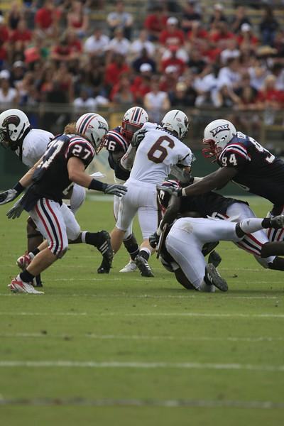 FAU Football vs University of Louisiana-Monroe 27Oct07 - (540)