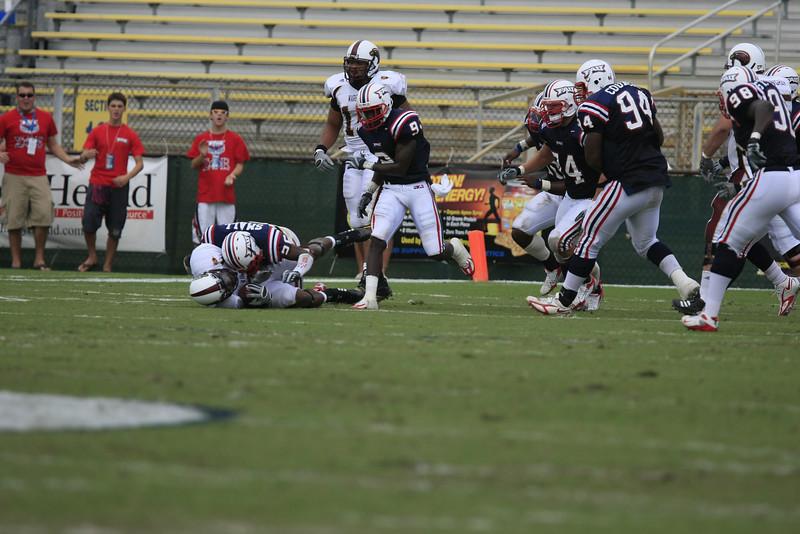 FAU Football vs University of Louisiana-Monroe 27Oct07 - (341)