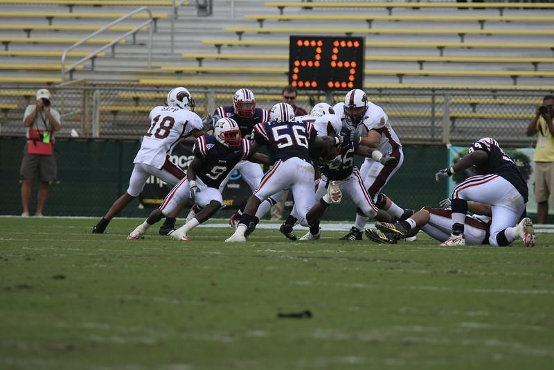 FAU Football vs University of Louisiana-Monroe 27Oct07 - (323)