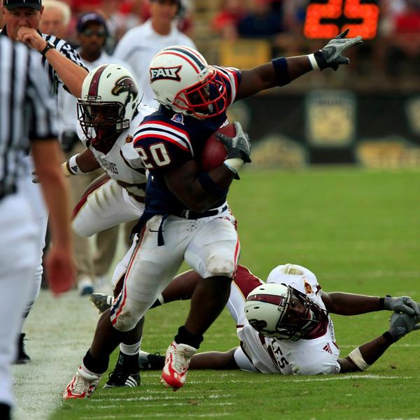 FAU Football vs University of Louisiana-Monroe 27Oct07 - (597)sq