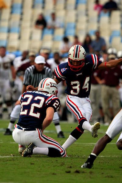 FAU Football vs University of Louisiana-Monroe 27Oct07 - (671)