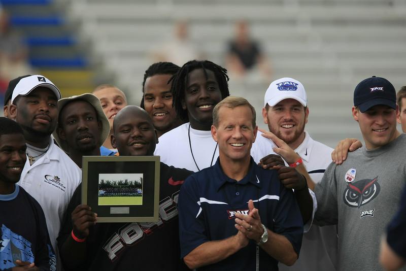FAU Football vs University of Louisiana-Monroe 27Oct07 - (747)