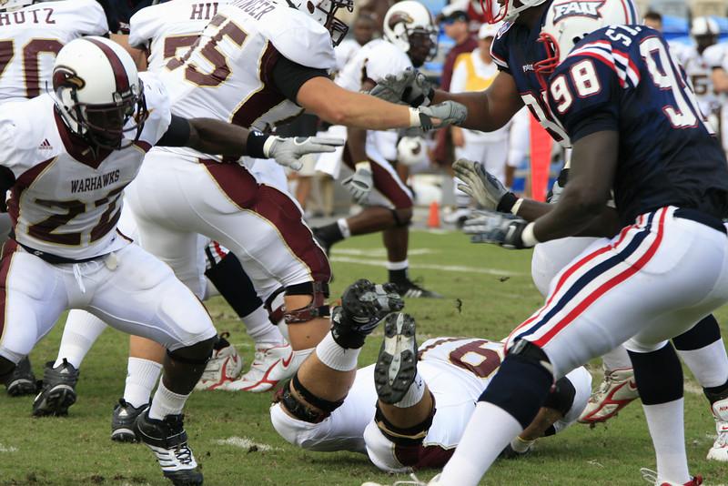FAU Football vs University of Louisiana-Monroe 27Oct07 - (147)