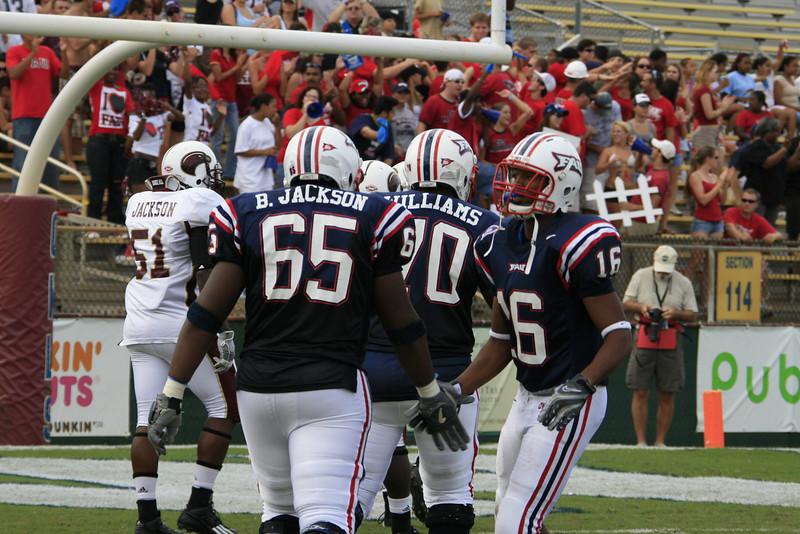 FAU Football vs University of Louisiana-Monroe 27Oct07 - (159)
