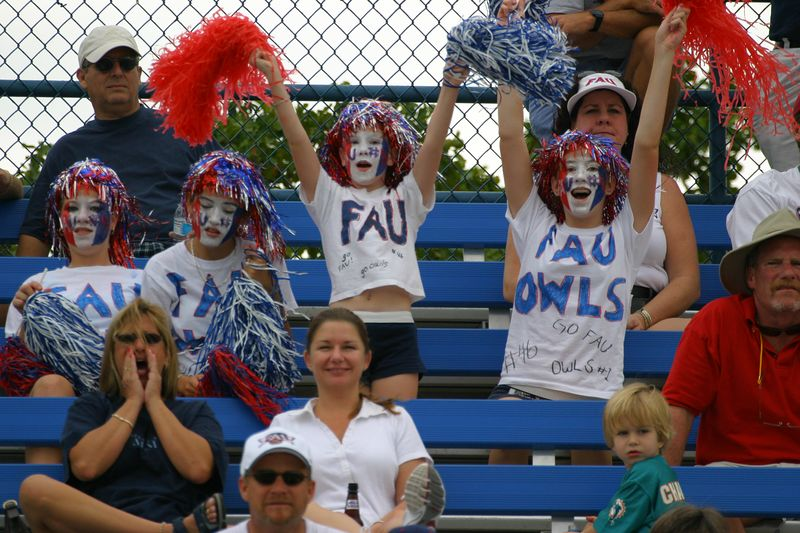 FAU Football vs SW Texas State 04-Oct-2003- 244