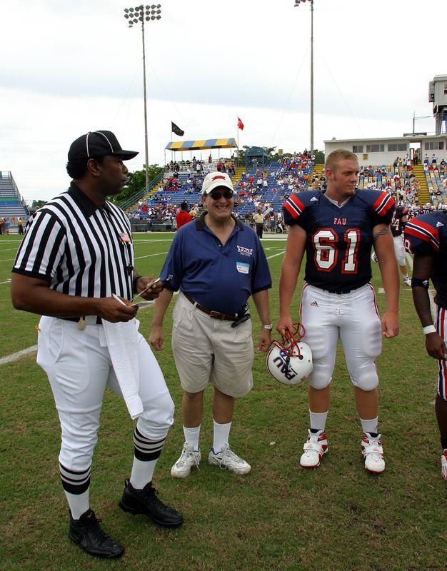 FAU Football vs SW Texas State 04-Oct-2003- 232