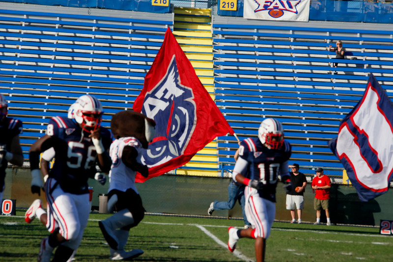 FAU Football vs Western Kentucky 2009NOV28  (29)-NR