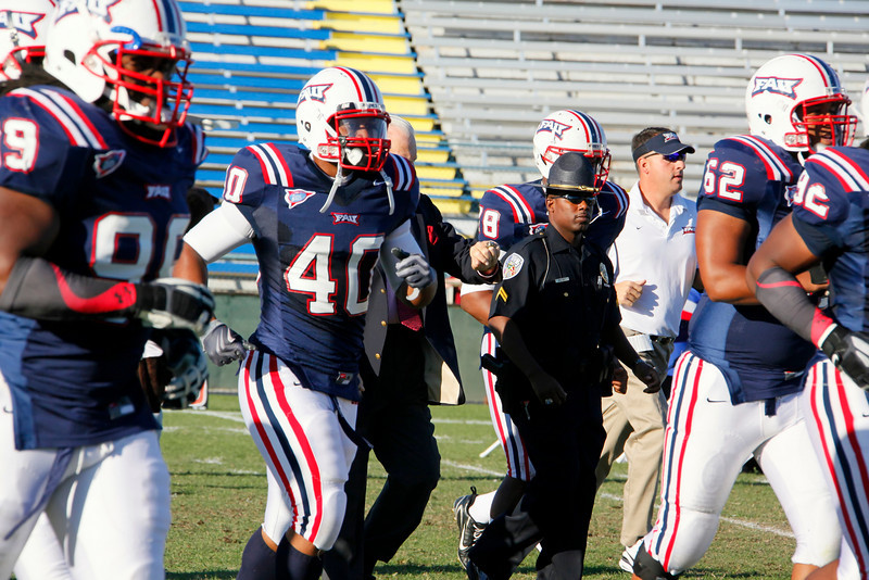 FAU Football vs Western Kentucky 2009NOV28  (34)-NR