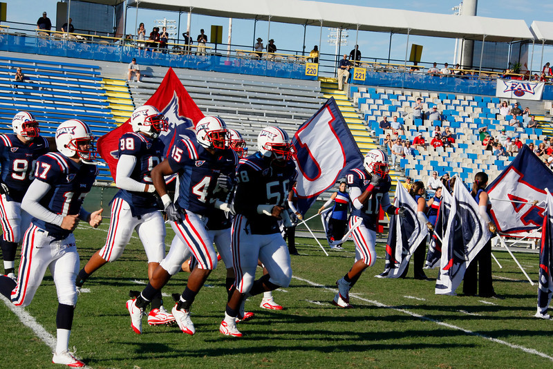 FAU Football vs Western Kentucky 2009NOV28  (30)-NR