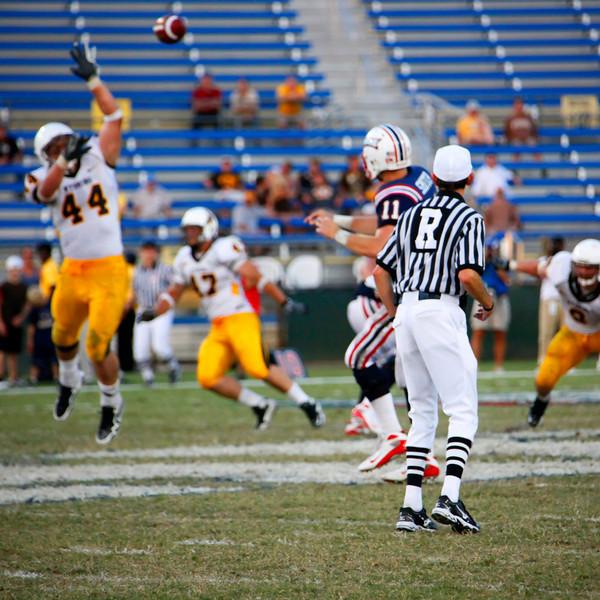 FAU vs Wyoming Cowboys 03 Oct 2009 -  (848)-NR sq