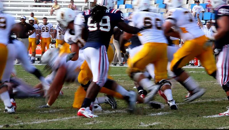 FAU vs Wyoming Cowboys 03 Oct 2009 VideoClip -  (12)