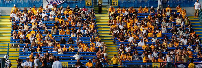 FAU vs Wyoming Cowboys 03 Oct 2009 -  (Pano-1)-NR