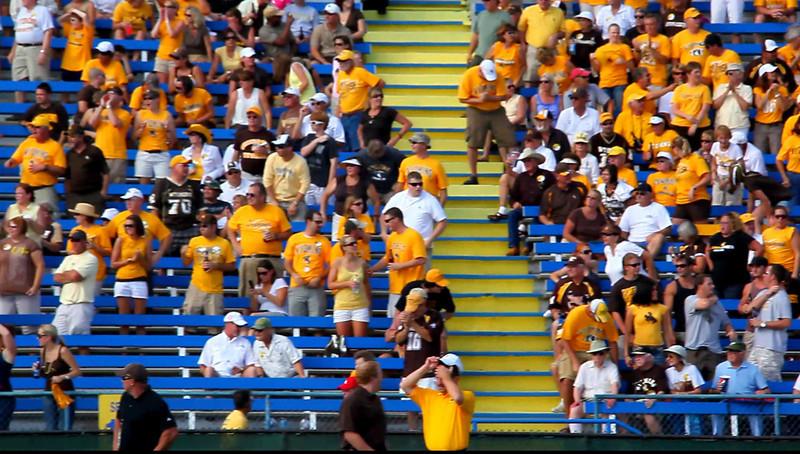 FAU vs Wyoming Cowboys 03 Oct 2009 VideoClip -  (14)