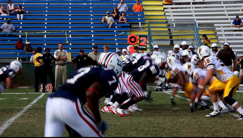 FAU vs Wyoming Cowboys 03 Oct 2009 VideoClip -  (11)
