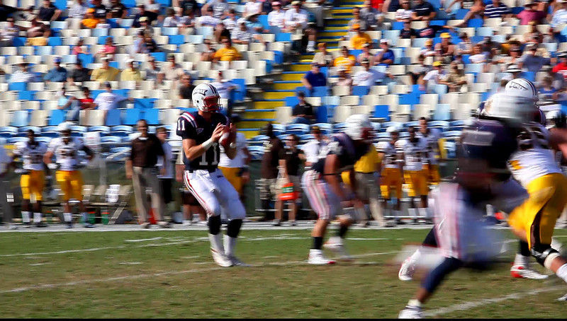 FAU vs Wyoming Cowboys 03 Oct 2009 VideoClip -  (17)