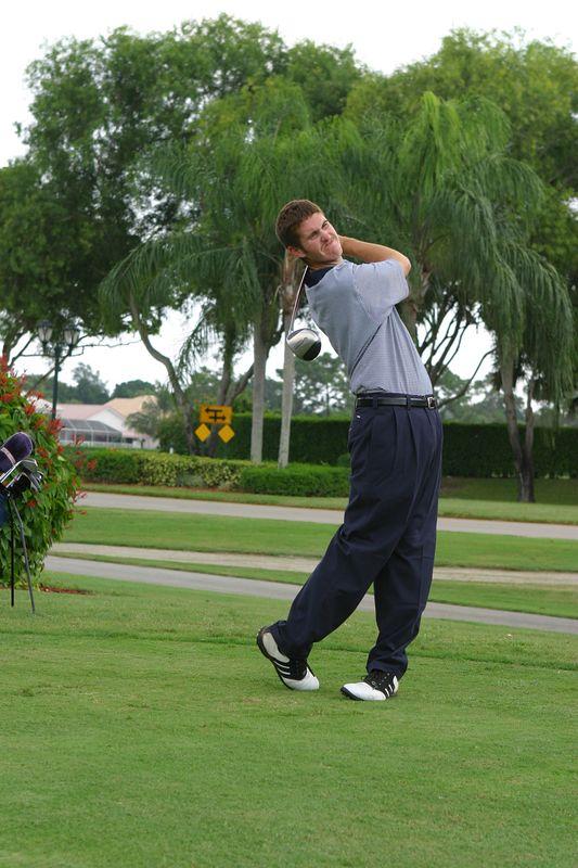 FAU Mens Golf 15 Oct 2003- 036