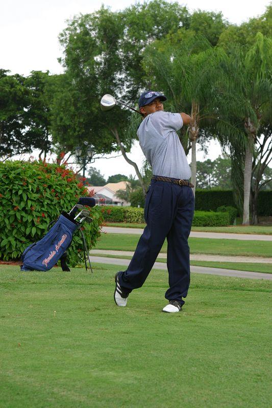 FAU Mens Golf 15 Oct 2003- 061