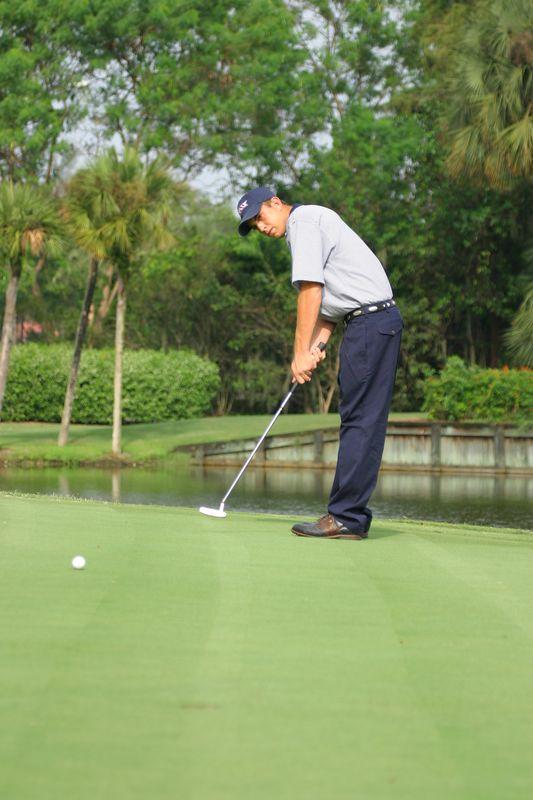 FAU Mens Golf 15 Oct 2003- 138