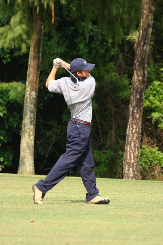 FAU Mens Golf 15 Oct 2003- 116