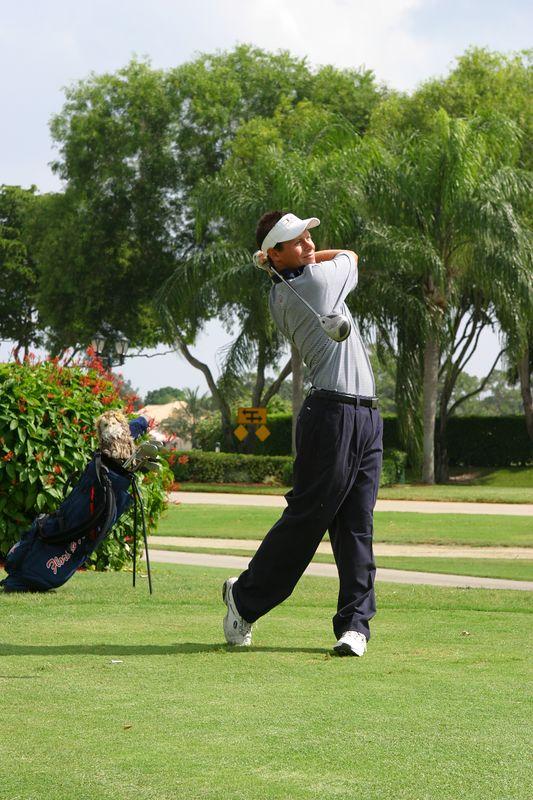 FAU Mens Golf 15 Oct 2003- 032