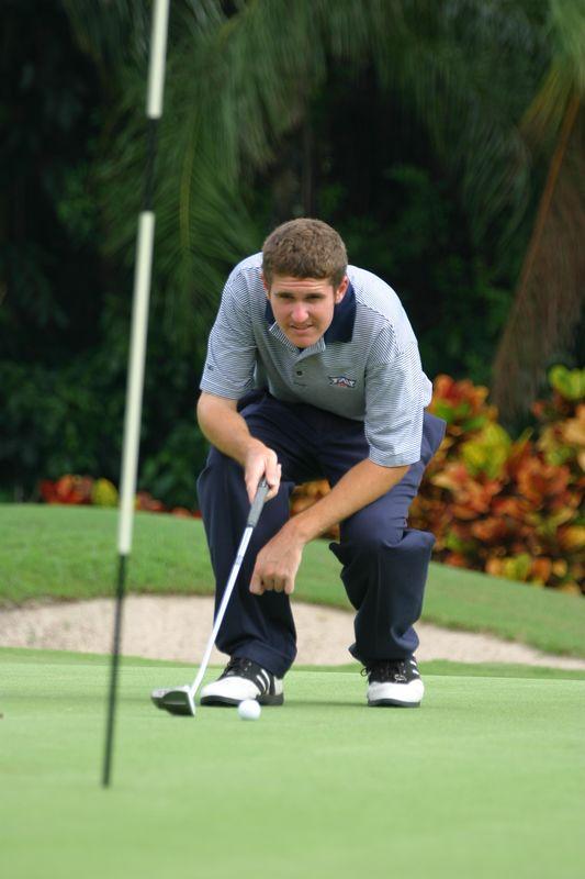 FAU Mens Golf 15 Oct 2003- 076