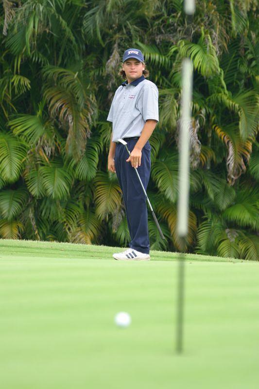 FAU Mens Golf 15 Oct 2003- 153